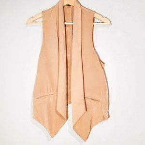 Lush Open Executive Vest - Size Small